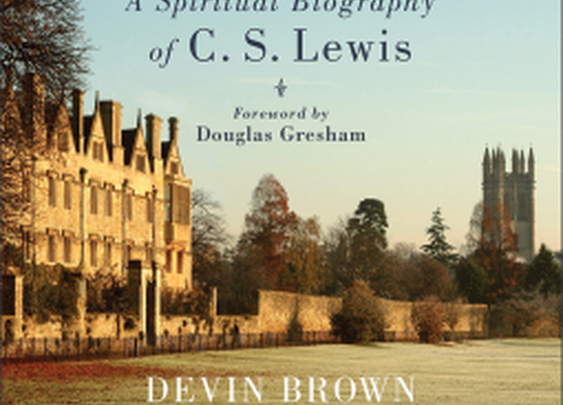 A Spiritual Biography of C.S. Lewis