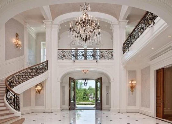 Beautiful and Simple Home Foyer decorating ideas - Entryway Ideas