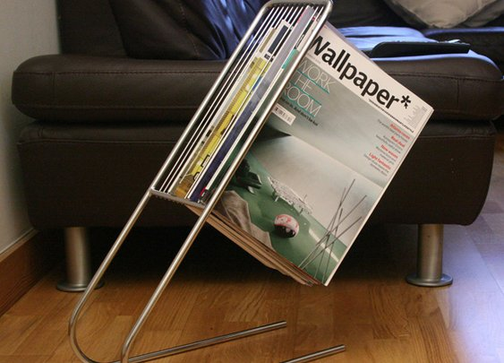 Gifts for Men - Float Magazine Rack