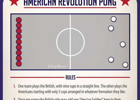 Revolutionary Pong