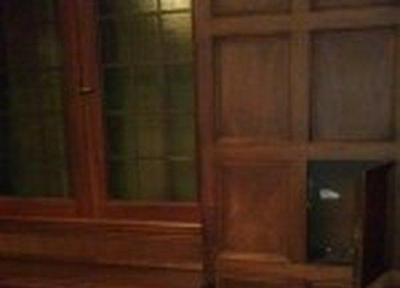 Secret Panel Compartment in Office | StashVault