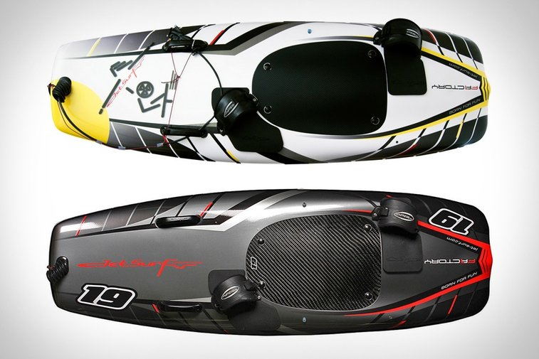 Jetsurf Motorized Surfboards