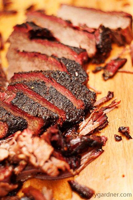 Smok'n Good Texas Brisket | The Angry Gard'ner