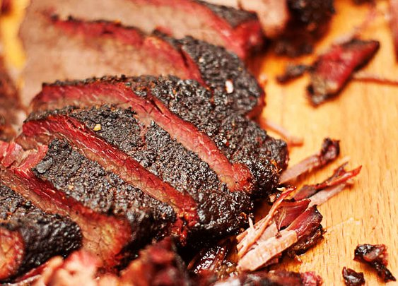 Smok'n Good Texas Brisket | The Angry Gard'ner