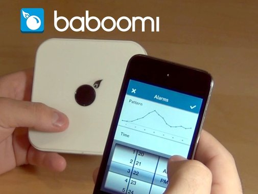 Baboomi: A Customizable and Comfortable Alarm by Ethan, Seth and Jeff — Kickstarter
