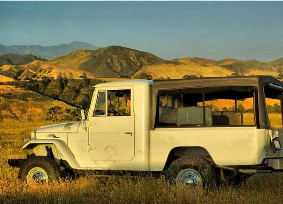 1964 Toyota FJ40/45 Short Bed | La Aduana