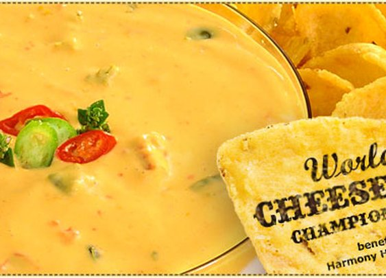 Southerners know cheese dip. Yankees need to get on board!