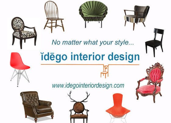 No Matter What Your Style - Lisa's Blog -  Idego Interior Design