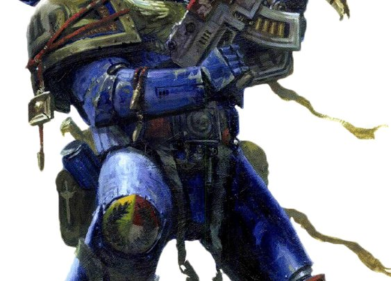 25 Reasons Space Marines Are Awesome