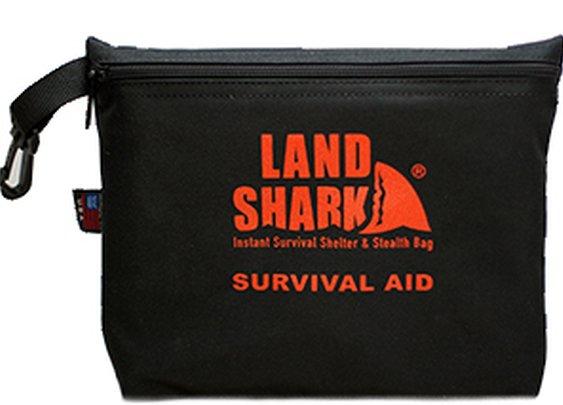 Land Shark Instant Survival Shelter & Stealth Bag