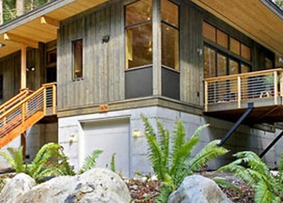 Awesome cabin designs from Balance Associates