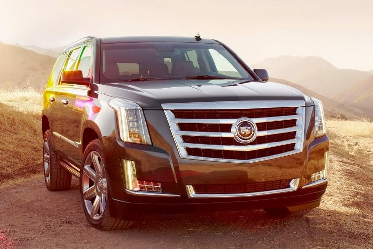 2015 New Cadillac Escalade finally unveiled in New York and Shipping to Europe Next Year | NSTAutomotive