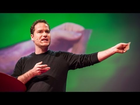 Leather and Meat [Using Technology] Without Killing Animals: TED Talk by Andras Forgacs