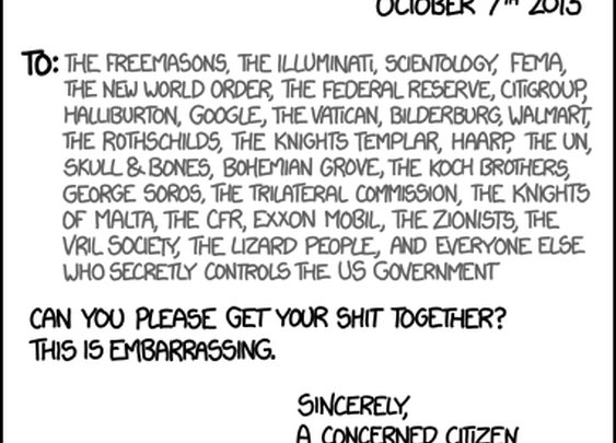 xkcd: Open Letter