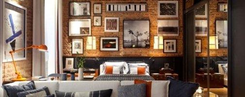 Modern Masculine Room Interior Design and Decorating Ideas