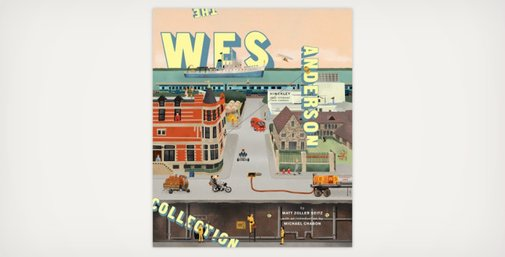 The Wes Anderson Collection | Cool Material