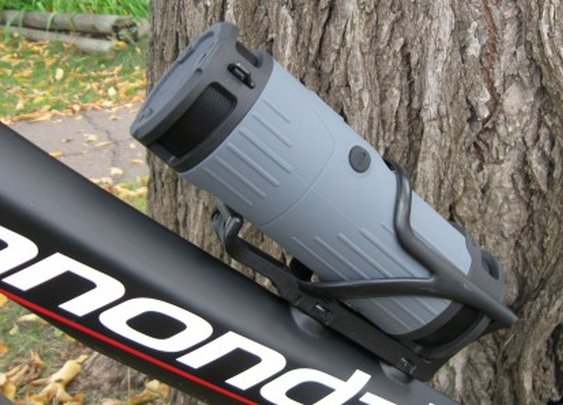 Review: Scosche BoomBottle bike-mounted Bluetooth speaker
