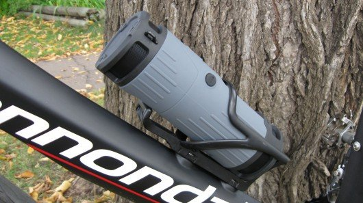 Review: Scosche BoomBottle bike-mounted Bluetooth speaker