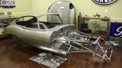 Young Jaguar Restorer Is Passionate About Classics - Classic Cars - Road & Track
