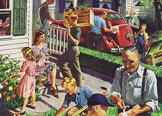 Incredibly Handy Home Maintenance Checklist | The Art of Manliness