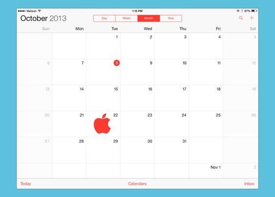 Apple Will Hold Fall iPad Event on October 22 - John Paczkowski - News - AllThingsD