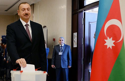 Oops: Azerbaijan released election results before voting had even started