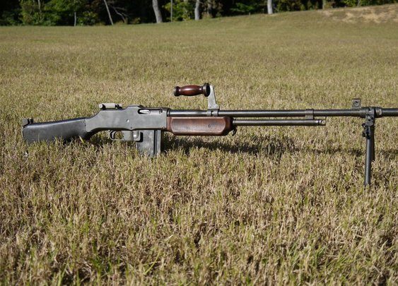Gun Review: Browning Automatic Rifle (BAR)   The Truth About Guns