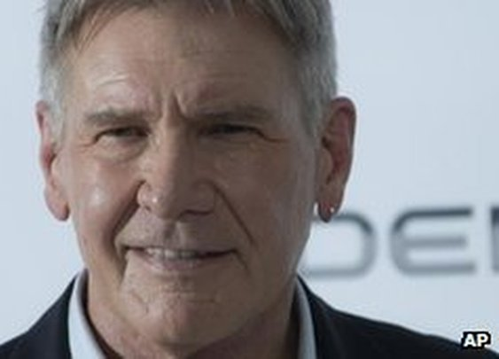 Harrison Ford 'happy' to do Blade Runner sequel