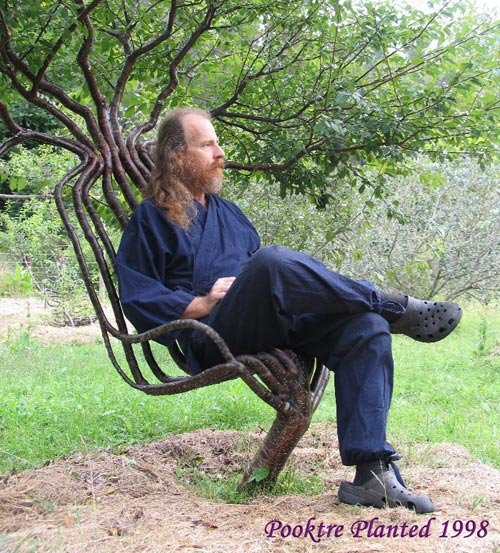 7 examples of living furniture: Pooktre   MNN - Mother Nature Network