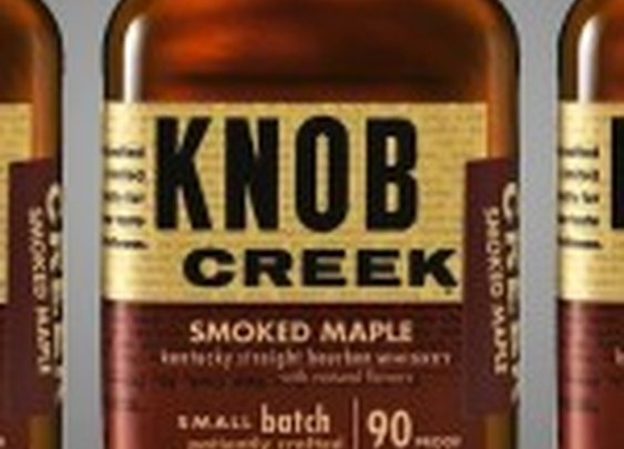 Knob Creek Smoked Maple Bourbon | inStash