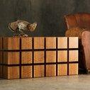 Wood Coffee Table Levitates via Magnet - Bonjourlife