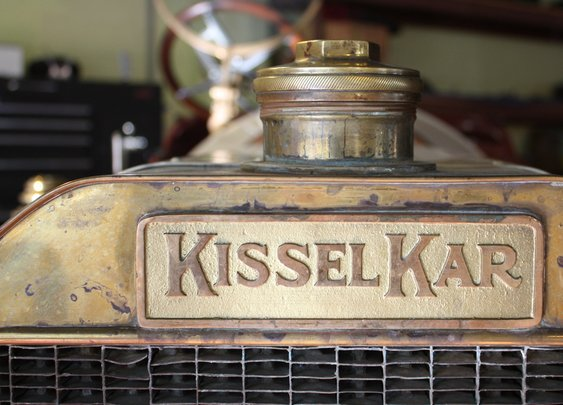 This 1909 Kissel is a 100-year-old performance machine - Road & Track