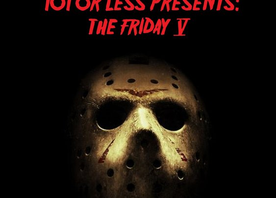 The Friday 5: Best Kills by Jason Vorhees : 101 or Less