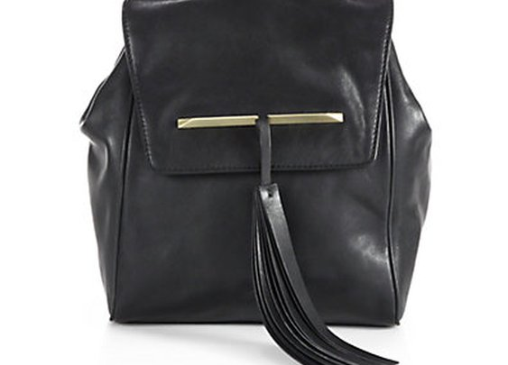 B Brian Atwood - Juliette Leather Small Backpack - Saks.com