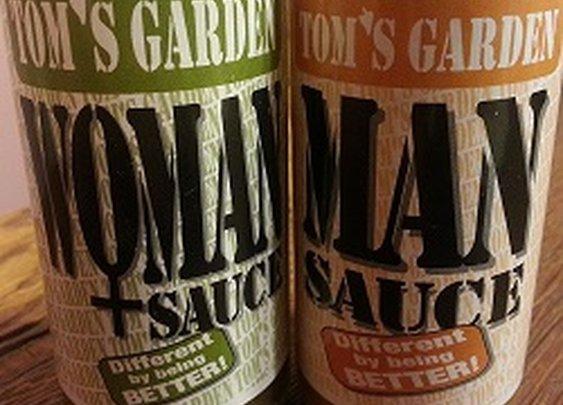 Tom's Garden Man Sauce