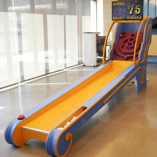 DIY Skee Ball Machine
