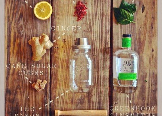Bushwick Spice Trade Cocktail