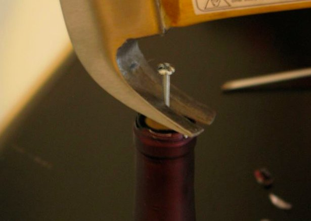 How to Uncork Wine With a Hammer