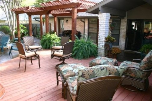 Front Porch and Back Porch Plans Design and Decorating Ideas