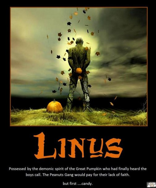 Linus is Coming for You