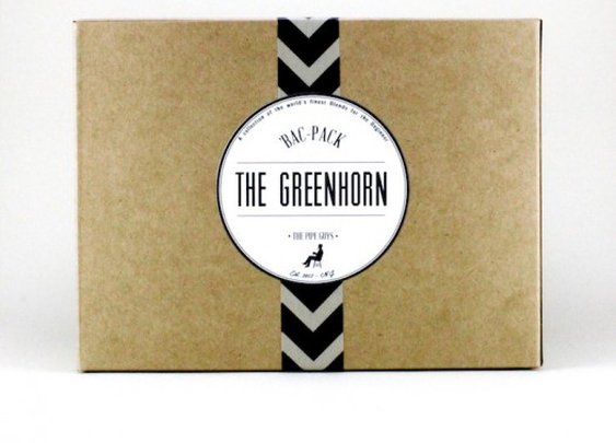 'Bac-Pack: The Greenhorn - The Pipe Guys