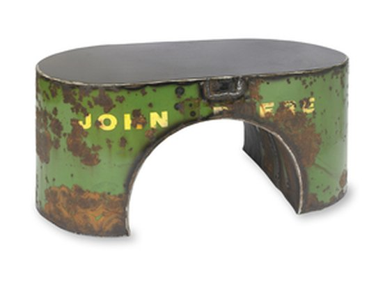 Deere Coffee Table - Shop Gatski Metal