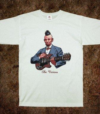 Abe Vicious - kBilltv - Skreened T-shirtsl
