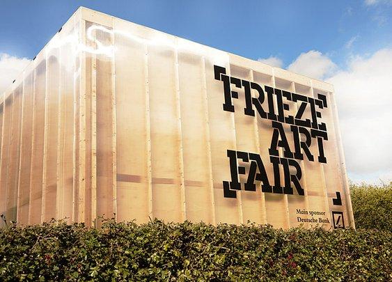 Don't freeze at Frieze London