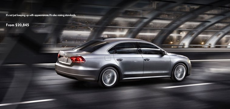 2014 VW Passat Photo Gallery - Volkswagen of America
