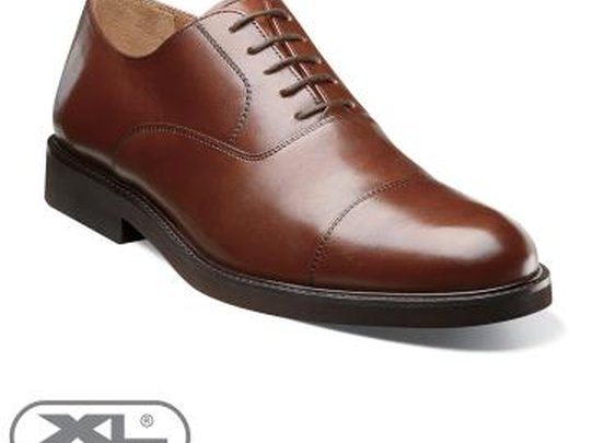 Gallo Cap Toe Oxford - Cognac - MEN'S -DRESS -  florsheim.com