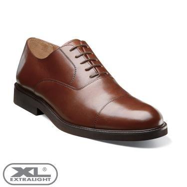 Gallo Cap Toe Oxford - Cognac - MEN'S -DRESS -  florsheim.com
