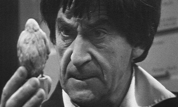 Nine 'lost' Doctor Who episodes discovered in Nigeria