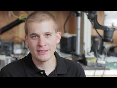 M-Blocks: Modular Self Assembling Robots by MIT