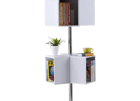 Enitial Lab Joye Swivel Stand - Bookcases at Hayneedle
